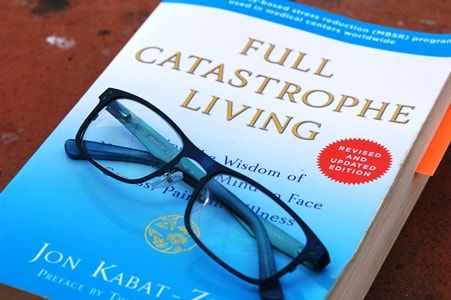 Book Full Catastrophe Living by Jon Kabat-Zinn